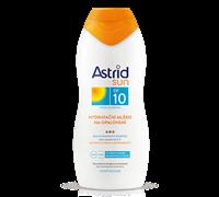 ASTRID SUN ASTRID SUN Hydratačné mlieko na opaľovanie OF 10
