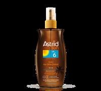 ASTRID SUN ASTRID SUN Suncare Spray Oil SPF 6