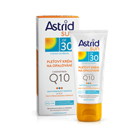 ASTRID SUN ASTRID SUN Protecting Suncare Face Cream SPF 30 with Q10