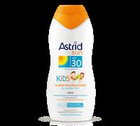 ASTRID SUN ASTRID SUN Detské mlieko na opaľovanie OF 30