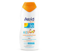ASTRID SUN ASTRID SUN Suncare Kids Milk SPF 30