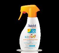 ASTRID SUN ASTRID SUN Dětské mléko na opalování spray OF 30