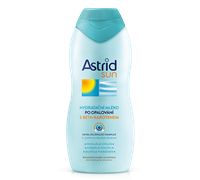ASTRID SUN ASTRID SUN Moisturizing After Sun Milk with B-Carotene