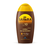 SAHARA SAHARA Mléko na opalování OF 10