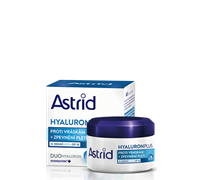 ASTRID HYALURON PLUS Antiwrinkle and Firming Day Cream