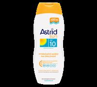 ASTRID SUN ASTRID SUN Hydratační mléko na opalování OF 10