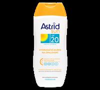 ASTRID SUN ASTRID SUN Hydratační mléko na opalování OF 20