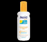 ASTRID SUN ASTRID SUN Hydratační mléko na opalování sprej OF 30