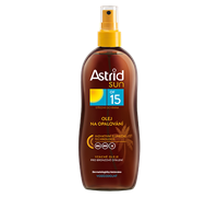 ASTRID SUN ASTRID SUN Spray Oil SPF 15