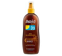 ASTRID SUN ASTRID SUN Spray Oil SPF 20